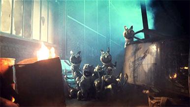 Геймплей Killer Freaks From Outer Space, эксклюзивного проекта для Wii U