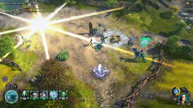 Видео: Сражение в Might & Magic: Heroes 6