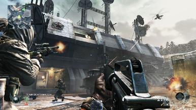 Видео-превью дополнения Annihilation для Call of Duty: Black Ops