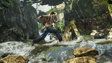 Трейлер игры Uncharted: Golden Abyss для PS Vita