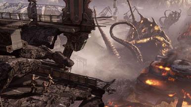 """Gears of War 3: Введение в режим """"Орда"""" 2.0"""