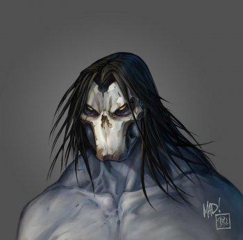 Darksiders 2: Арты всадника Смерть