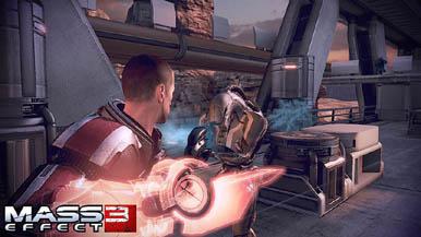 Системные требования Mass Effect 3
