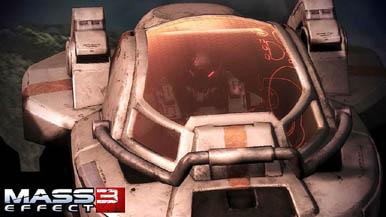Mass Effect 3: Создание боевого меха Атлас