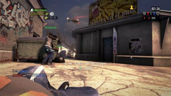 Подборка скриншотов и новое видео Call of Juarez: The Cartel