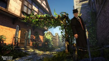 Скриншоты игры The New Adventures of Sherlock Holmes: The Testament of Sherlock Holmes