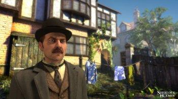 Скриншоты игры The New Adventures of Sherlock Holmes: The Testament of Sherlock Holmes