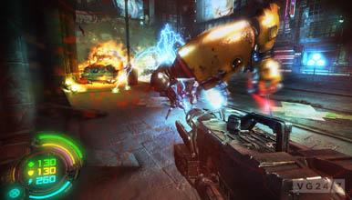 Анонс игры Hard Reset + тизер и скриншоты