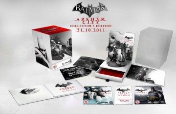 Подробности коллекционного издания Batman: Arkham City (Обновлено: Локализация)