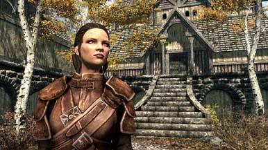"""Настоящий"" геймплей The Elder Scrolls 5: Skyrim"