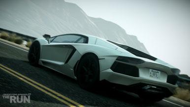 Видео-дневник разработчиков Need for Speed: The Run