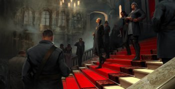 Четыре скриншота и арт игры Dishonored (Обновлено)