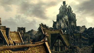 30 минут геймплея The Elder Scrolls 5: Skyrim