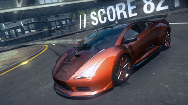 Ridge Racer: Unbounded - Твори и разрушай