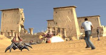 Пять новых скриншотов Serious Sam 3