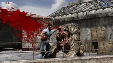 Serious Sam 3: Новая демонстрация геймплея
