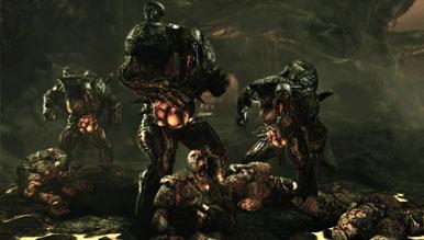 Геймплей сюжетной компании Gears of War 3