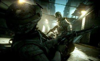 Battlefield 3: Асы в небе и сетевые бесчинства + скриншоты