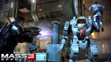 Mass Effect 3: Шепард и команда против Цербера