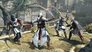 10 минут геймплея из сюжетной компании Assassin's Creed: Revelations