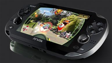 Рекламный ролик PlayStation Vita с русскими субтитрами