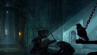 Анонс игры Raven's Cry + тизер и арты