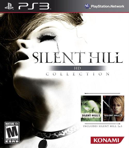 Silent Hill: HD Collection выйдет и на Xbox 360, бокс-арт издания