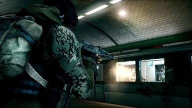 В Battlefield 3 расстрелять гражданских будет невозможно