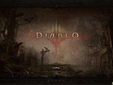 Бета-тест Diablo 3 в сентябре + новые скриншоты