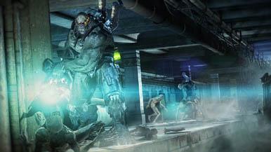 Первые 40 минут геймплея Resistance 3