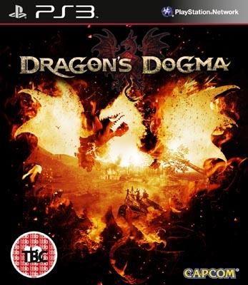 Бокс-арт Dragon's Dogma