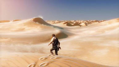 Изначально Uncharted был фэнтезийной игрой