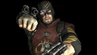 Deadshot - новый злодей в Batman: Arkham City