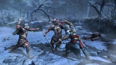 Assassin's Creed Revelations - Боевая система и универсальный крюк