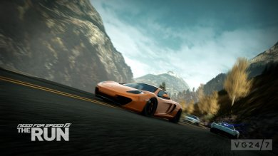 Need for Speed: The Run - На краю