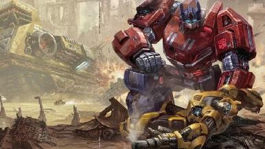 Transformers: Fall of Cybertron анонсирован