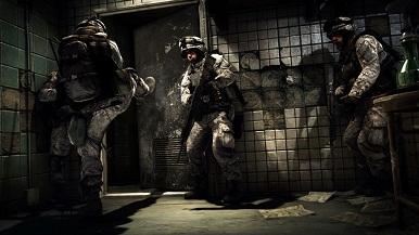 """Kotaku: """"Несмотря на самолеты, землетрясения и взрывы - компания в Battlefield 3 очень глупая и неинтересная."""""""