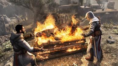 Четыре пародийных ролика Assassin's Creed: Revelations
