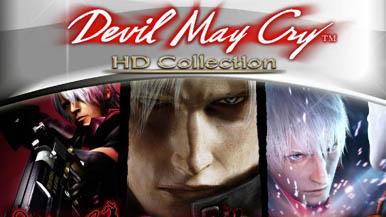 Анонс издания Devil May Cry HD Collection
