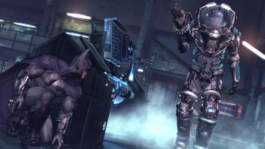 Как выглядит Batman: Arkham City на PC c PhysX, + предзаказ игры в Steam
