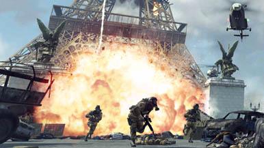 Было продано больше 9 миллионов копий Modern Warfare 3 в первый день