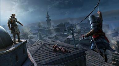 Релизный трейлер Assassin's Creed: Revelations