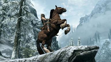 The Elder Scrolls 5: Skyrim бьёт рекорды в Steam + сравнение версий игры на PC, 360 и PS3