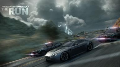 Need For Speed: The Run - первые десять минут