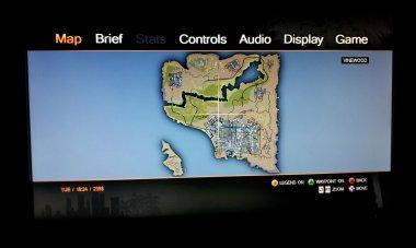 Всплыл новый вариант карты Grand Theft Auto 5