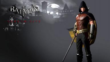 Вышло второе DLC для Batman: Arkham City