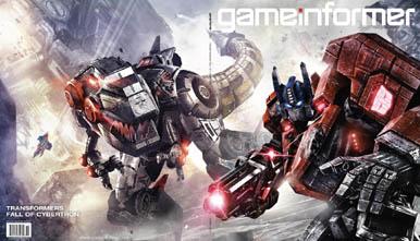 VGA 2011: CG-трейлер Transformers: Fall of Cybertron