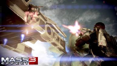 Mass Effect 3: Боевая система