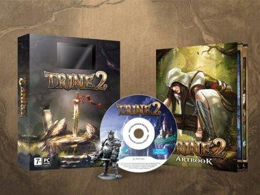 Дата выхода консольных версий Trine 2 + подробности подарочного издания для PC