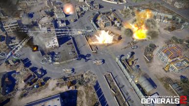 VGA 2011: Состоялся анонс Command & Conquer: Generals 2
